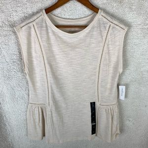 NWT Banana Republic Ladies Sleeveless Top